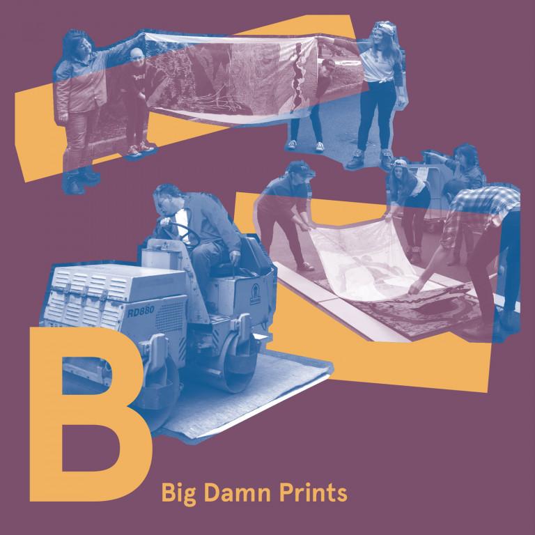 Big Damn Prints