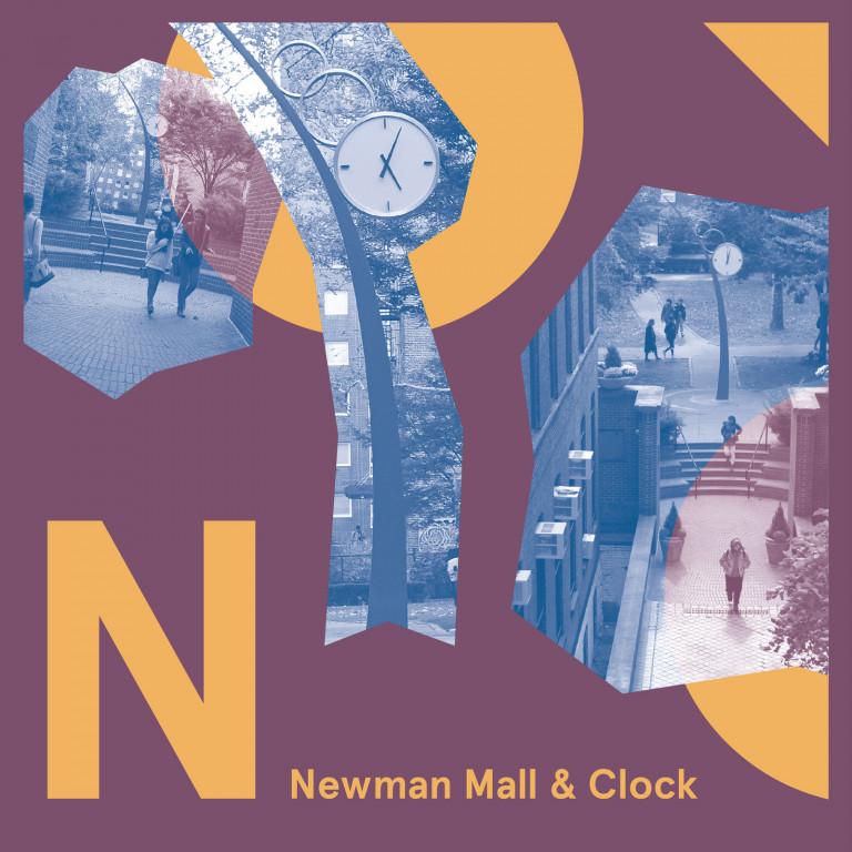 Newman Mall & Clock