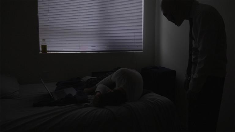 Still from '336' by Ryder Hall, BFA Film '22