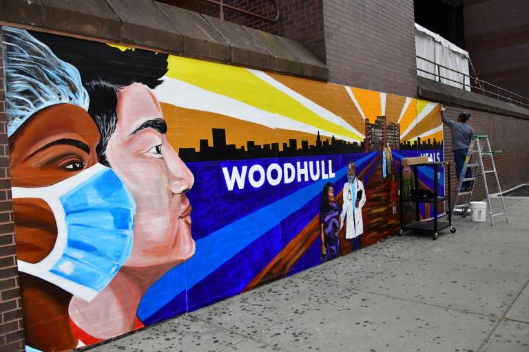 Through Healing, We Unite Woodhull Hospital / Brooklyn, New York